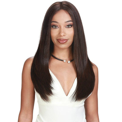 Zury Sis Prime Collection 360 Human Hair Blend Full Lace Front Wig – Silk