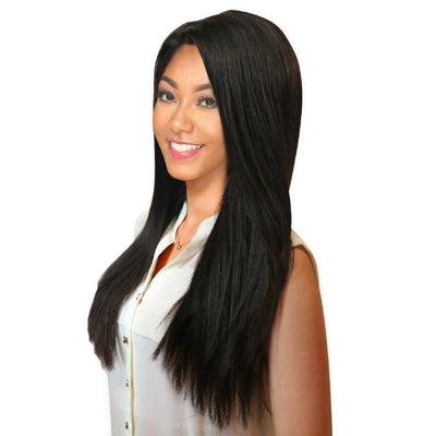 Zury Sis Royal Swiss Human Hair Full Lace Wig – Gold
