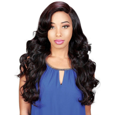 Zury Sis Synthetic Sassy Half Moon Part Wig – Boo