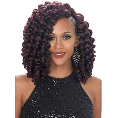 Zury V8910 Synthetic Crochet Braids – Rod Set