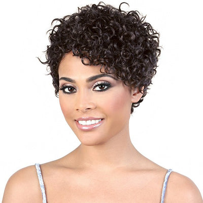 Motown Tress Persian Virgin Remy Human Hair Wig - HPR. Zuzu
