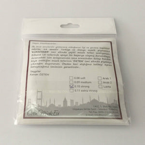 Closed pack of Professional Strings For Turkish Oud OSO-304
