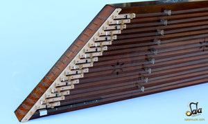 Special Santoor With Mandals Latches KMS-404 bottom