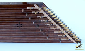 Bottom view of Special Santoor With Mandals Latches KMS-404