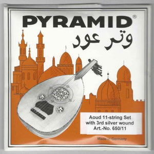 Professional Oud Strings Arabic Syrian Tuning Pyramid PSO-650 cover