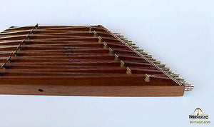 Santoor By Azar AS-100 top front view