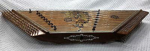Top view of Professional Double Side Sadeghi Santoor