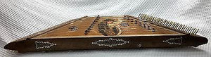 Professional Double Side Sadeghi Santoor