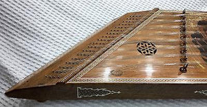 Front view of Professional Double Side Sadeghi Santoor