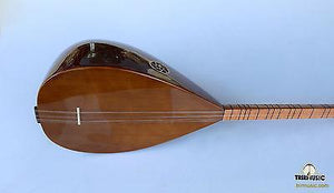 Turkish Short Neck Mahogany Baglama Saz ASK-111P - Sala Muzik