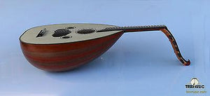 Turkish Mahogany And Walnut Oud AO-104M - Sala Muzik