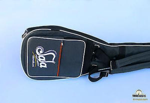Front view of Professional Gig Bag For Turkish Short Neck Saz Baglama BGS-210