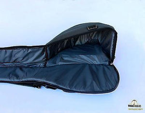 Professional Gig Bag For Turkish Short Neck Saz Baglama BGS-210 opened