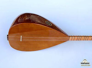 Turkish Long Neck Mahogany Baglama Saz ASL-111 - Sala Muzik