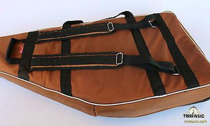 Top view of Padded Gig Bag For Kanun BCK-106