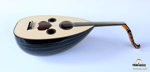 Arabic Handmade Walnut Oud AAO-108 (top view)