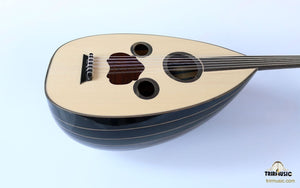 Arabic Handmade Walnut Oud AAO-108 (close-up view)