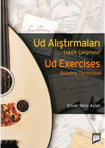Oud Exercises Building Technique In English And Turkish Practice POE-201
