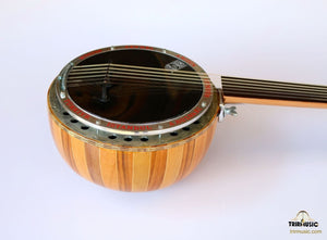 Turkish Professional Wooden Cumbus By Zeynel Abidin CWC-423 - Sala Muzik