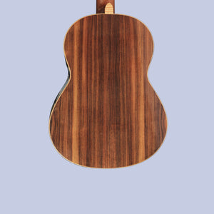 Back of Special Quality Fretless Classical Guitar SGP-404