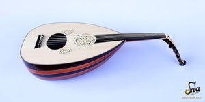 Professional Turkish Oud HSO-341 top view