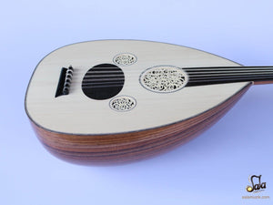 Professional Turkish Oud HSO-302 face