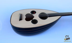 Arabic Professional Electric Oud AAOK-208G (face view)