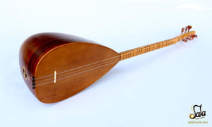 Turkish Quality Short Neck Mulberry Baglama Saz ASK-109