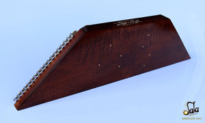 Special Santoor With Mandals Latches KMS-404 top side view
