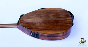 bowl of oud made by walnut
