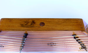 Front of the santoor
