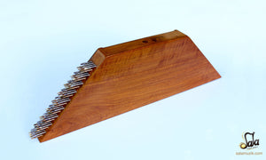 Back of the santoor