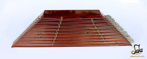 Santoor With Hard Case NAS-202 top view