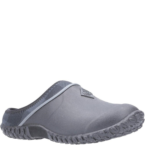 Muckster Clog Fleece Black/Grey