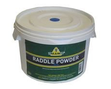 Trilanco Raddle Powder 2.5kg Blue