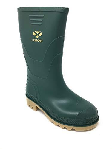 Hoggs Lomond Wellingtons Junior Green