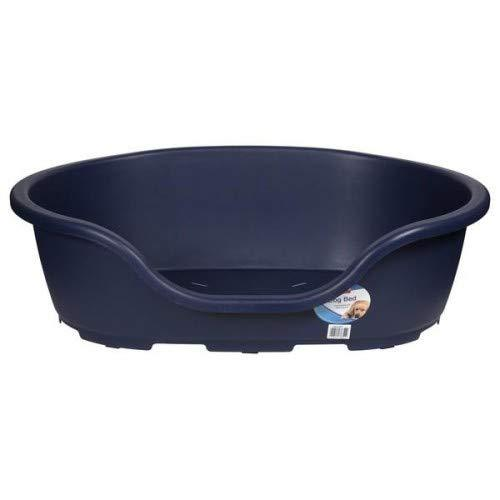AI Plastic Bed Blue