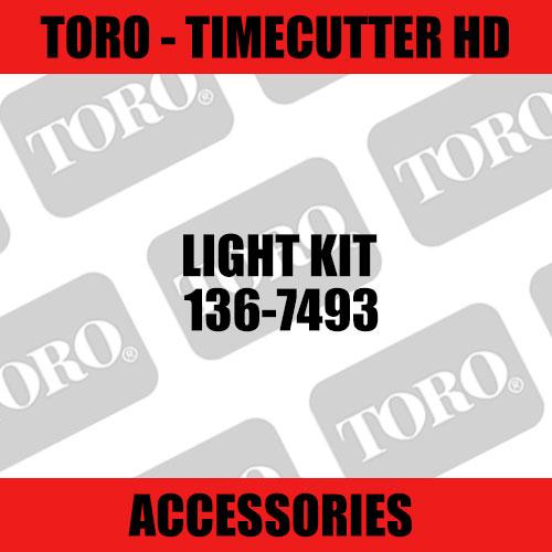 Toro - Light Kit (TimeCutter HD)