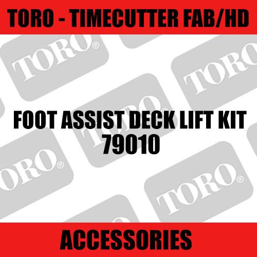 Toro - Foot Assist Deck Lift Kit MX4200/MX5050 (TimeCutter Fab/HD)