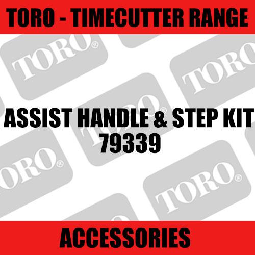 Toro - Assist Handle & Step Kit (TimeCutter Range)