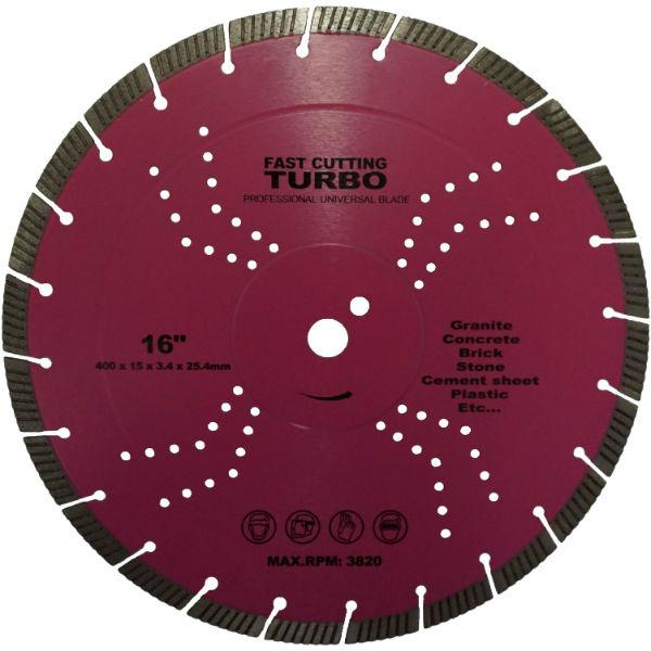 AuSKut - 380mm Red Devil Blade for Guarda Saw