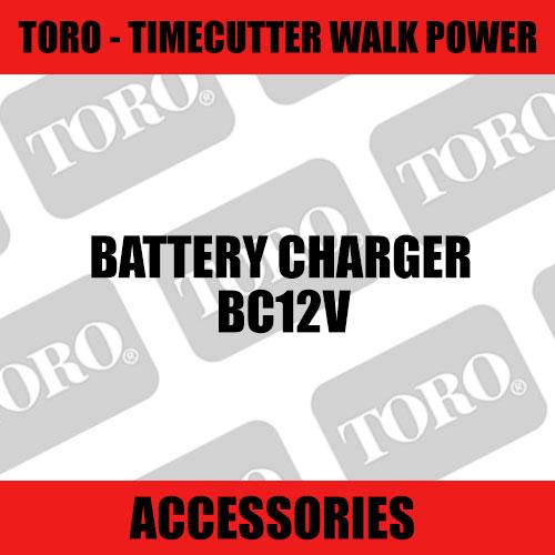 Toro - Battery Charger - for 20374/20200 (Walk Power)