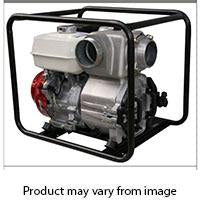 Honda 13 HP 4 Inch Electric - Trash Pump
