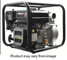 Powerease 3 inch electric start - Clean Water Transfer Pump