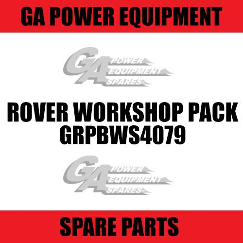 GA - Rover Workshop Pack