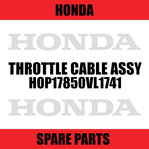 Honda - Throttle Cable Assy