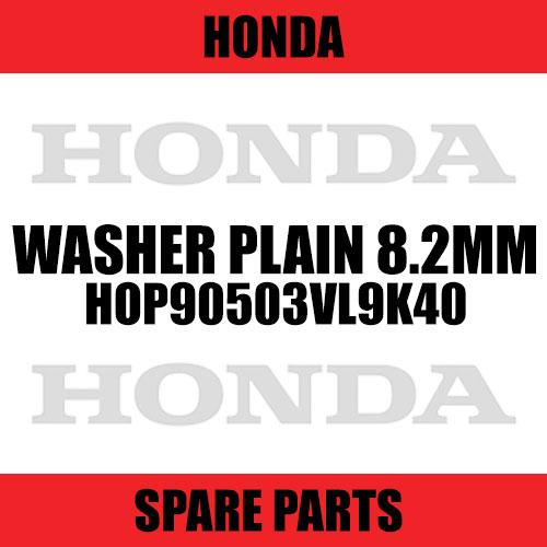 Honda - Washer Plain 8.2mm