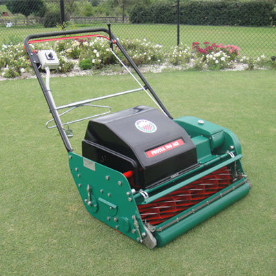"Protea HD610 Electric 30"" (16 Blade - Traditional) Cylinder Bowling Green Mower - Sunshine Coast Mowers"