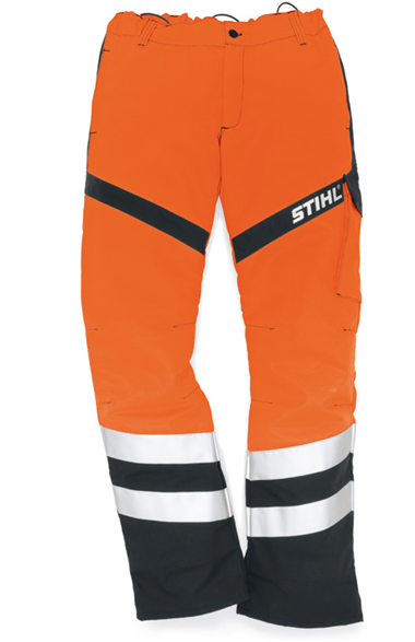 STIHL - Pants - FS Protect Hi Vis Grass Trimmer And Work Pants