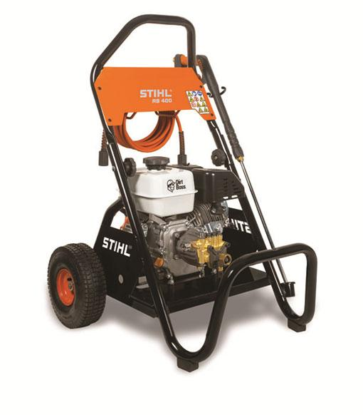 STIHL - RB 400 PETROL HIGH PRESSURE WASHER